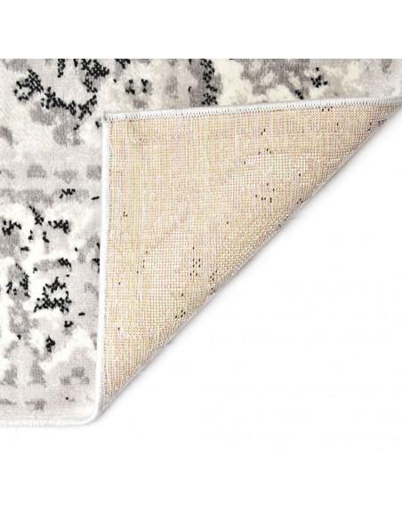 Sizalio išvaizdos vidaus/lauko kilimas, 140x200cm, tams. pilkas  | Kilimėliai | duodu.lt