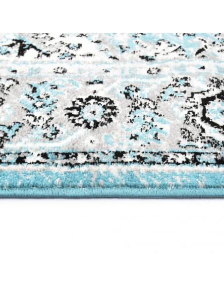 Sizalio išvaizdos vidaus/lauko kilimas, 160x230cm, pilkas  | Kilimėliai | duodu.lt