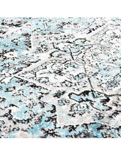 Sizalio išvaizdos vidaus/lauko kilimas, 180x280cm, pilkas    Kilimėliai   duodu.lt