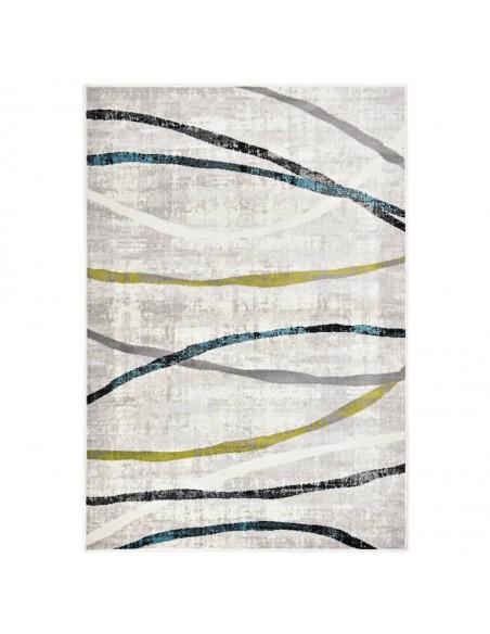 Sizalio išvaizdos vidaus/lauko kilimas, 80x150cm, etnin. raštas  | Kilimėliai | duodu.lt