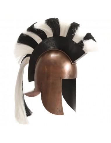 Graikijos kario šalmas, vario, plienas, antikvarinė kopija   Collectable Weapons   duodu.lt