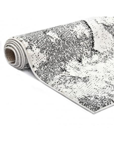 Sizalio išvaizdos vidaus/lauko kilimas, 80x150cm, juost.  | Kilimėliai | duodu.lt