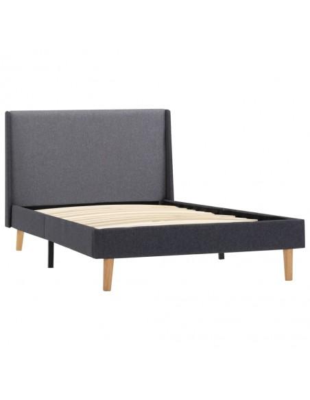 Rašomasis stalas, pilkos spalvos, 109,5x45x77,5cm, mediena | Rašomieji Stalai | duodu.lt