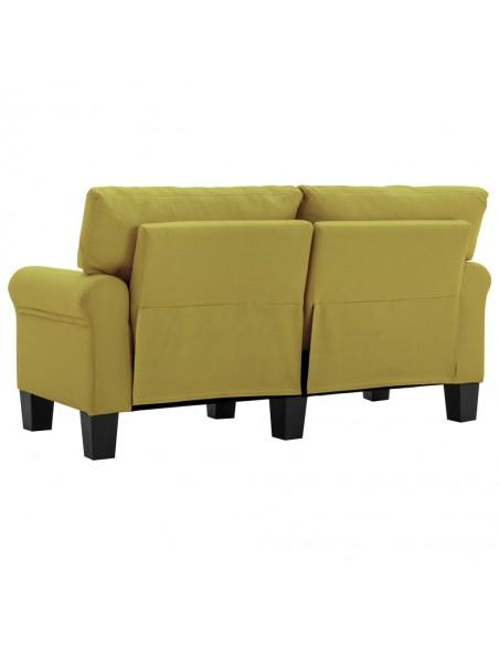 Poilsio gultas su pagalve, pilkas, dirbtinė oda | Kėdės su atlošu | duodu.lt