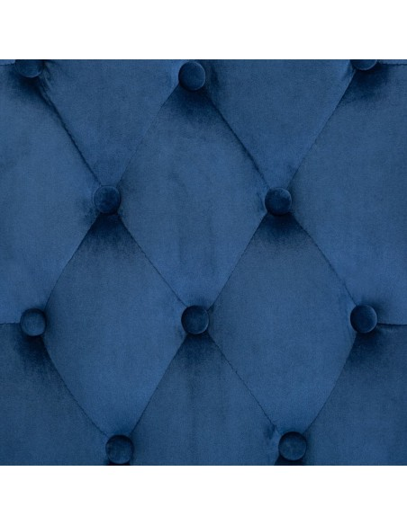 Paklodės vaikiškoms lovelėms, 4vnt., mėlynos, 40x80cm, medvilnė | Patalynė | duodu.lt