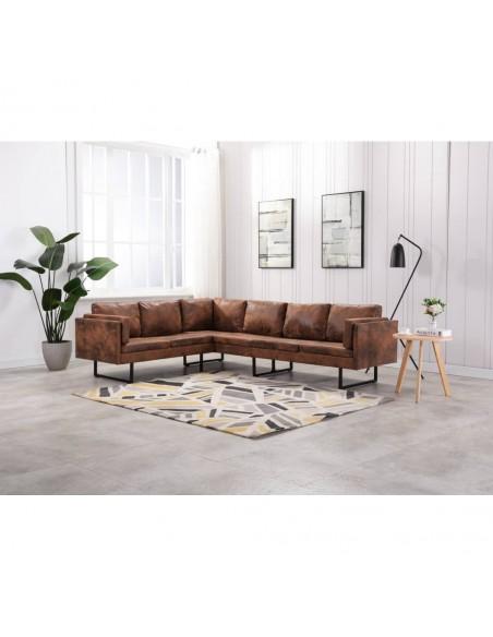 Stalo kilimėliai, 6 vnt., tamsiai pilki, 38cm, džiutas | Stalo kilimėlis | duodu.lt