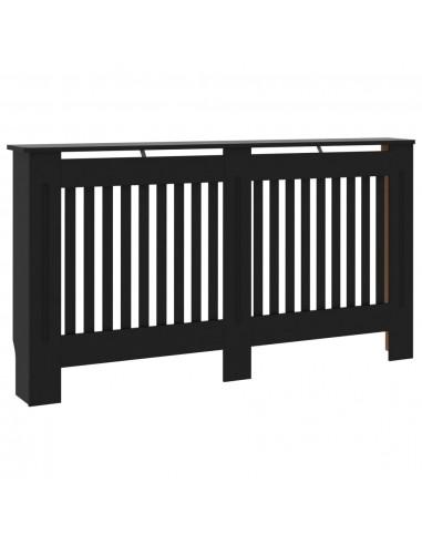Stalo kilimėliai, 4 vnt., juodi, 38cm, medvilnė, apvalūs  | Stalo kilimėlis | duodu.lt