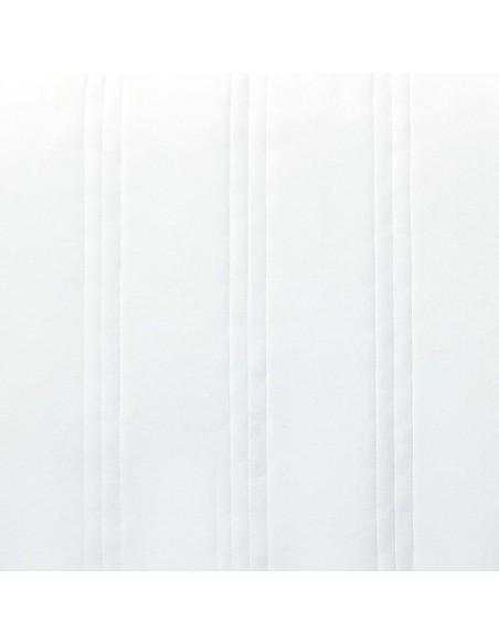 Chindi kilimėlis, vyšninis ir baltas, 120x170cm, medvilnė   Kilimėliai   duodu.lt