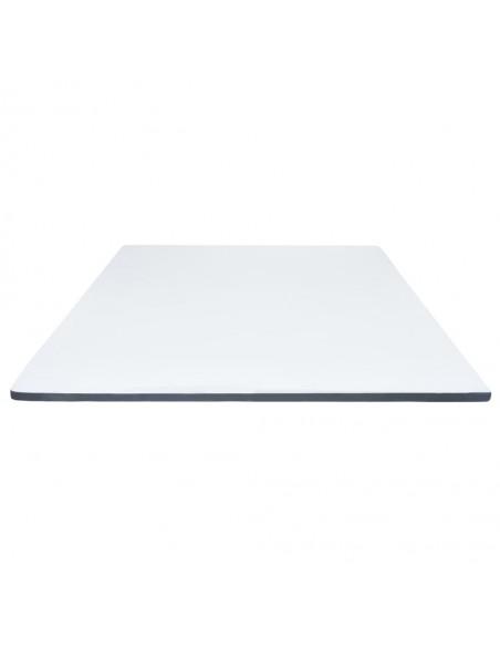 Chindi kilimėlis, mėlynas ir baltas, 200x290cm, medvilnė | Kilimėliai | duodu.lt