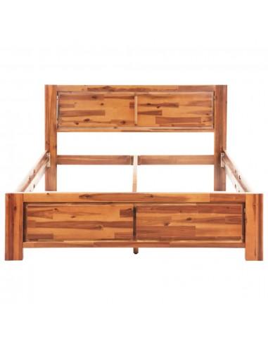 Pagalvėlė, švies. pilk. sp., 60x60cm, oda ir medv., chindi aud. | Dekoratyvinės pagalvėlės | duodu.lt