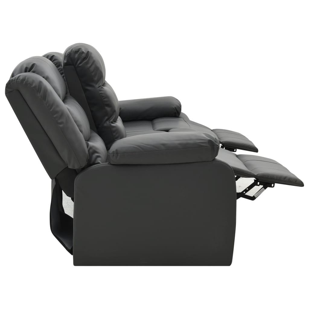 Patalynės komplektas, juodos spalvos, 200x220/60x70cm, flisas   Pūkinės antklodės   duodu.lt