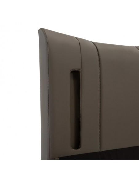 Patalynės komplektas, smėlio spalvos, 240x220/60x70cm, flisas   Pūkinės antklodės   duodu.lt