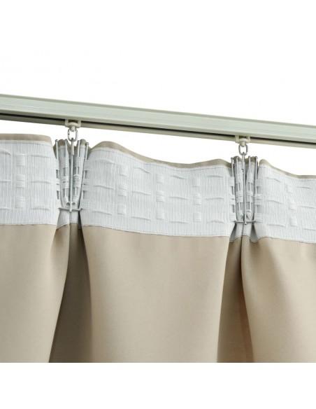 Nerūdijančio plieno rankšluosčių kabykla, 6 vamzdelių | Rankšluosčių Laikikliai ir Pakabos | duodu.lt