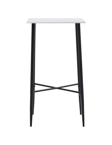 Rašomasis stalas su stalčiais, juodas, 120x55x75cm, plienas | Rašomieji Stalai | duodu.lt