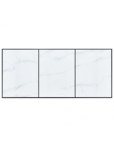 Dušo pertvara, 140x195cm, grūdintas stiklas | Dušo sienelės | duodu.lt
