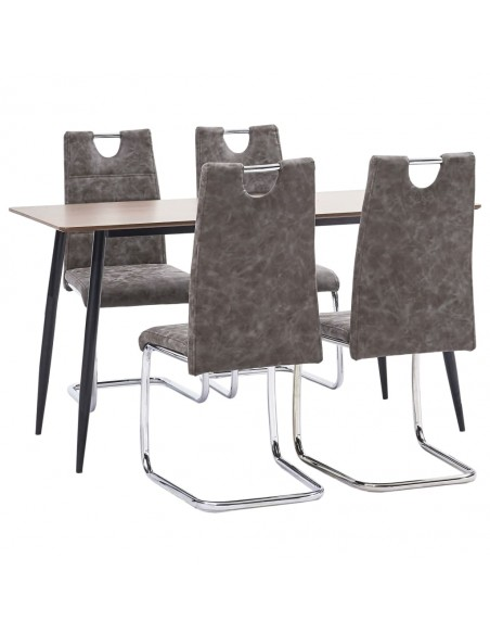 Grindų plokštės, cemento pilka, PVC, prilipdomos, 5,02m², 2mm | Grindys ir Kilimai | duodu.lt