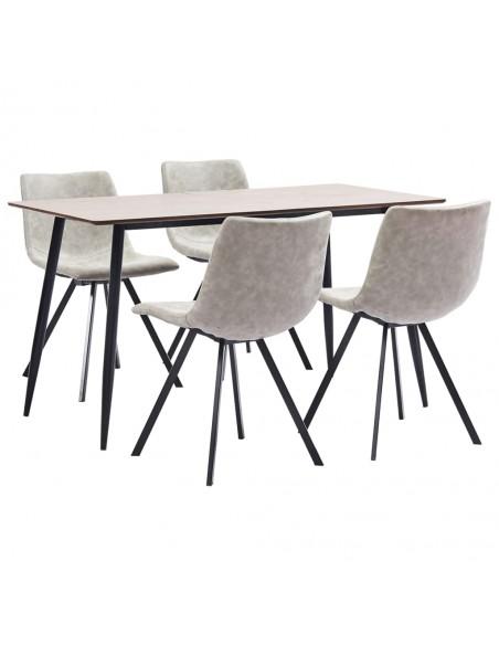 Grindų plokštės, cemento pilka, PVC, prilimpančios, 4,46m², 3mm | Grindys ir Kilimai | duodu.lt