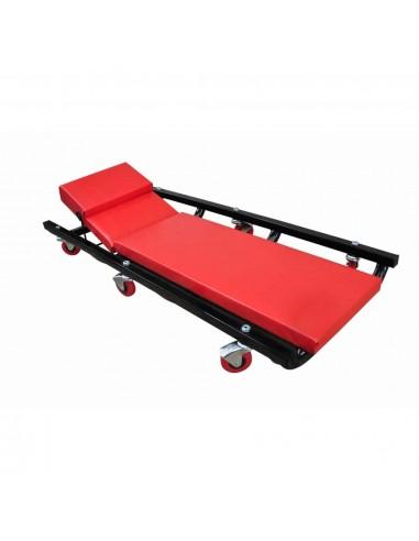 Automobilio taisymo gultas su 6 ratukais, reguliuojamas | Automobilių Remonto Įrankiai | duodu.lt