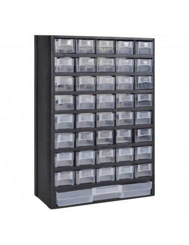 Plastikinė Spintelė Įrankiams su 41 Stalčiumi | Įrankių Spintos ir Dėžės | duodu.lt