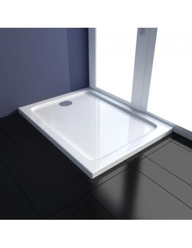 Stačiakampis dušo padėklas ABS 70 x 90 cm | Dušo padėklai | duodu.lt