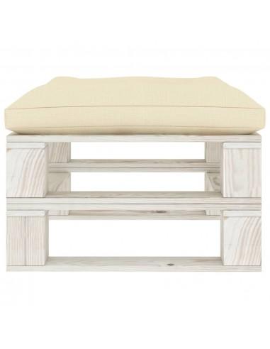 Baro taburetė su porankiais, kreminės spalvos, dirbtinė oda | Stalai ir Baro Kėdės | duodu.lt