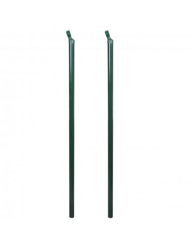 Atraminiai tvoros stulpai, 2 vnt., 150 cm    Tvoros Stulpai   duodu.lt