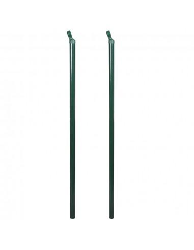 Atraminiai tvoros stulpai, 2 vnt., 175 cm | Tvoros Stulpai | duodu.lt