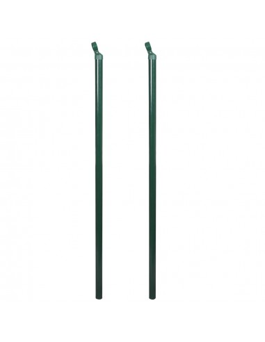 Atraminiai tvoros stulpai, 2 vnt., 200 cm  | Tvoros Stulpai | duodu.lt