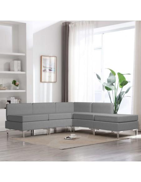 Valgomojo kėdės, 6 vnt., baltos spalvos, plastikas (3x247284) | Virtuvės ir Valgomojo Kėdės | duodu.lt