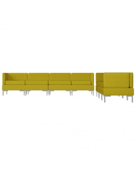 Valgomojo kėdės, 4 vnt., raud. vyno spalvos, audinys (2x283633) | Virtuvės ir Valgomojo Kėdės | duodu.lt