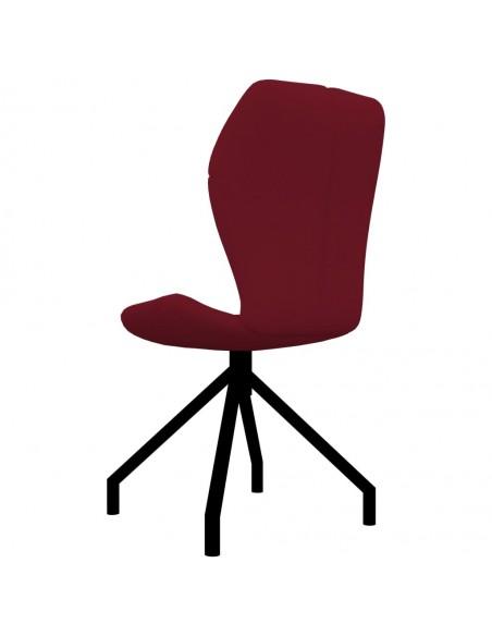 Valgomojo kėdės, 4 vnt., rudos spalvos, dirbtinė versta oda | Virtuvės ir Valgomojo Kėdės | duodu.lt
