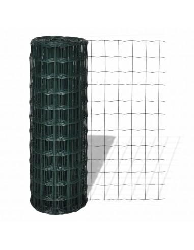 Tinklinė Euro Tvora 10 x 0,8 m su 100 x 100 mm Akimis | Tvoros Segmentai | duodu.lt