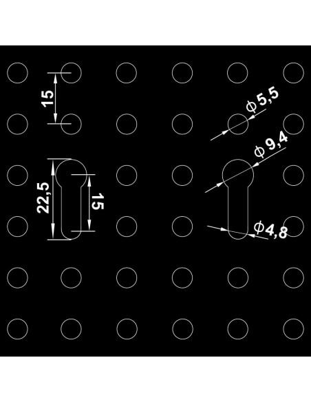 Ratukai, 16vnt., sukami, 75mm  | Įranga Kroviniams | duodu.lt