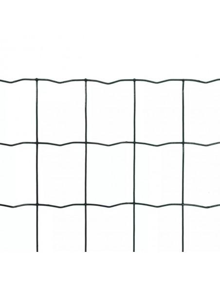 Išskleidžiama Karklinių Vytelių Tvora su Dirbtiniais Lapais, 5 Segm. | Tvoros Segmentai | duodu.lt