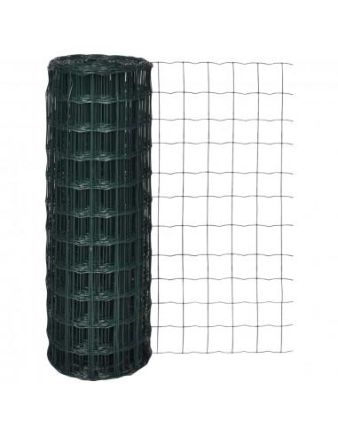 Tinklinė Euro Tvora 10 x 1,5 m su 76 x 63 mm Akimis   Tvoros Segmentai   duodu.lt
