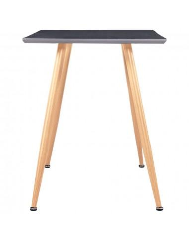 Valgomojo kėdės, 6vnt., taupe spalvos, audinys (249115+249116) | Virtuvės ir Valgomojo Kėdės | duodu.lt