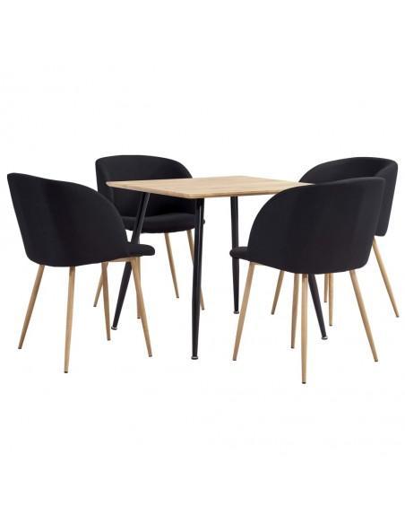 Valgomojo kėdės, 4vnt., krem. sp., išlenkta med. ir dirbt. oda   Virtuvės ir Valgomojo Kėdės   duodu.lt