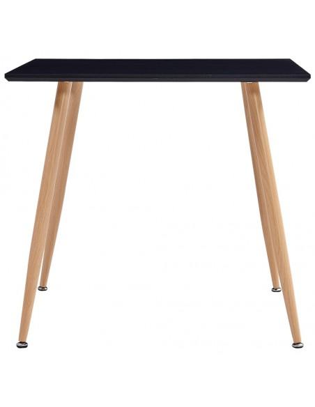 Gembinės valgomojo kėdės, 6 vnt., pilkos, dirbtinė oda | Virtuvės ir Valgomojo Kėdės | duodu.lt