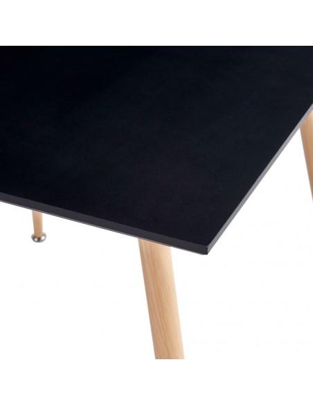 Gembinės valgomojo kėdės, 6vnt., rudos, dirbtinė oda    Virtuvės ir Valgomojo Kėdės   duodu.lt