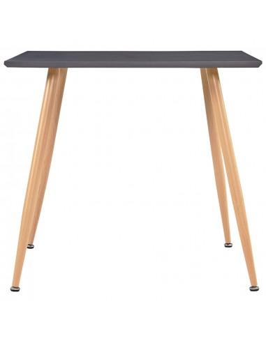 Valgomojo kėdės, 4vnt., juodos, išlenkta med. ir dirbt. oda | Virtuvės ir Valgomojo Kėdės | duodu.lt