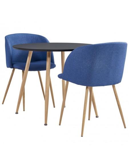 Valties sėdynės, 2 vnt., 41x51x48cm, mėlynos-baltos pagalvės   Burlaivių dalys   duodu.lt