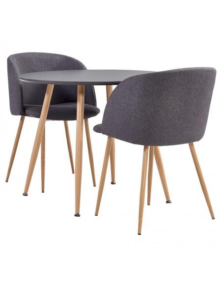 Valgomojo kėdės, 6vnt., tikra oda ir rausv. dalberg. med. mas. | Virtuvės ir Valgomojo Kėdės | duodu.lt