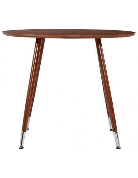 Valgomojo kėdės, 6 vnt., šviesiai rudos spalvos, dirbtinė oda  | Virtuvės ir Valgomojo Kėdės | duodu.lt