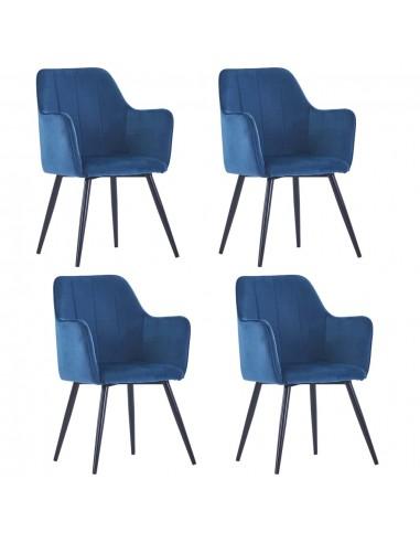 Valgomojo kėdės, 6 vnt., rudos spalvos, dirbtinė oda (3x282562) | Virtuvės ir Valgomojo Kėdės | duodu.lt