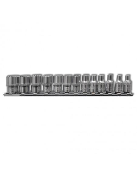 Dekoratyvinė Plieninių Virbų Tvora, Smailia Viršūne, Juoda, 150 cm | Tvoros Segmentai | duodu.lt