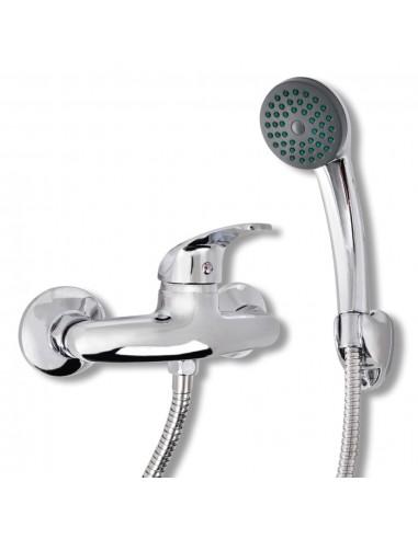 Vonios, dušo maišytuvas, komplektas, chromas   Čiaupai   duodu.lt