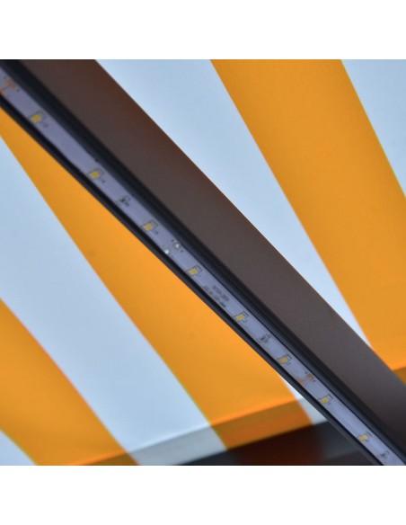 Baro baldų komplektas, 5 dalių, oranžinis, dirbtinė oda  | Virtuvės ir Valgomojo Baldų Komplektai | duodu.lt