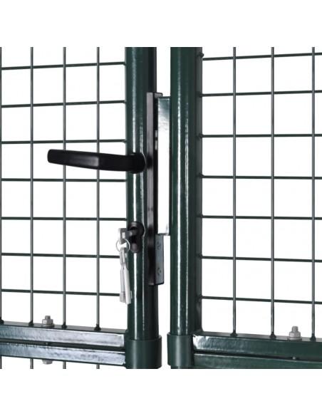Alium. Tinklelis nuo Vabzdžių Durims/Langams, 100x1000cm, Sidabro Sp. | Tvoros Segmentai | duodu.lt