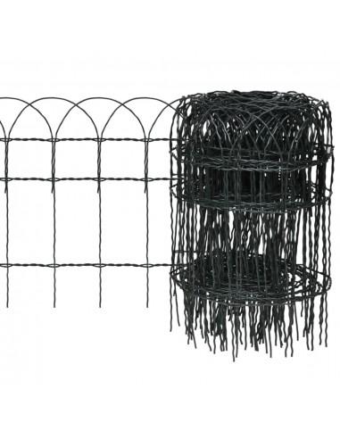 Dekoratyvinė Sodo, Vejos Tvorelė , 10 x 0,4 m   Vejos tvorelės   duodu.lt