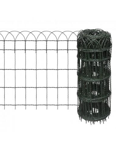 Dekoratyvinė Sodo, Vejos Tvorelė , 10 x 0,65 m   Vejos tvorelės   duodu.lt